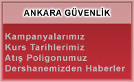 Ankara Güvenlik