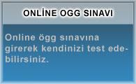Online Deneme Sınavı